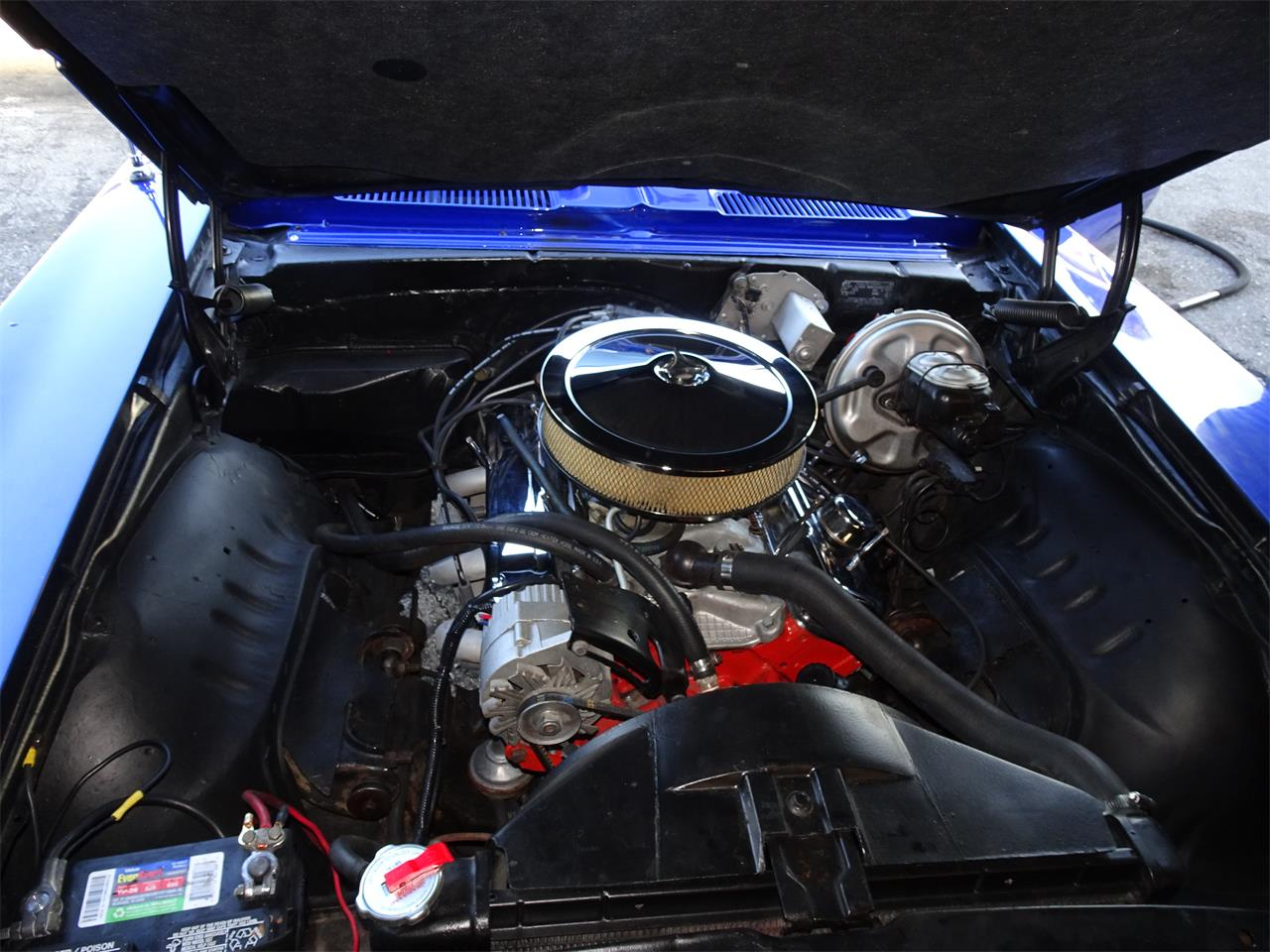 Large Picture of 1969 Camaro SS located in Florida - Q2T7