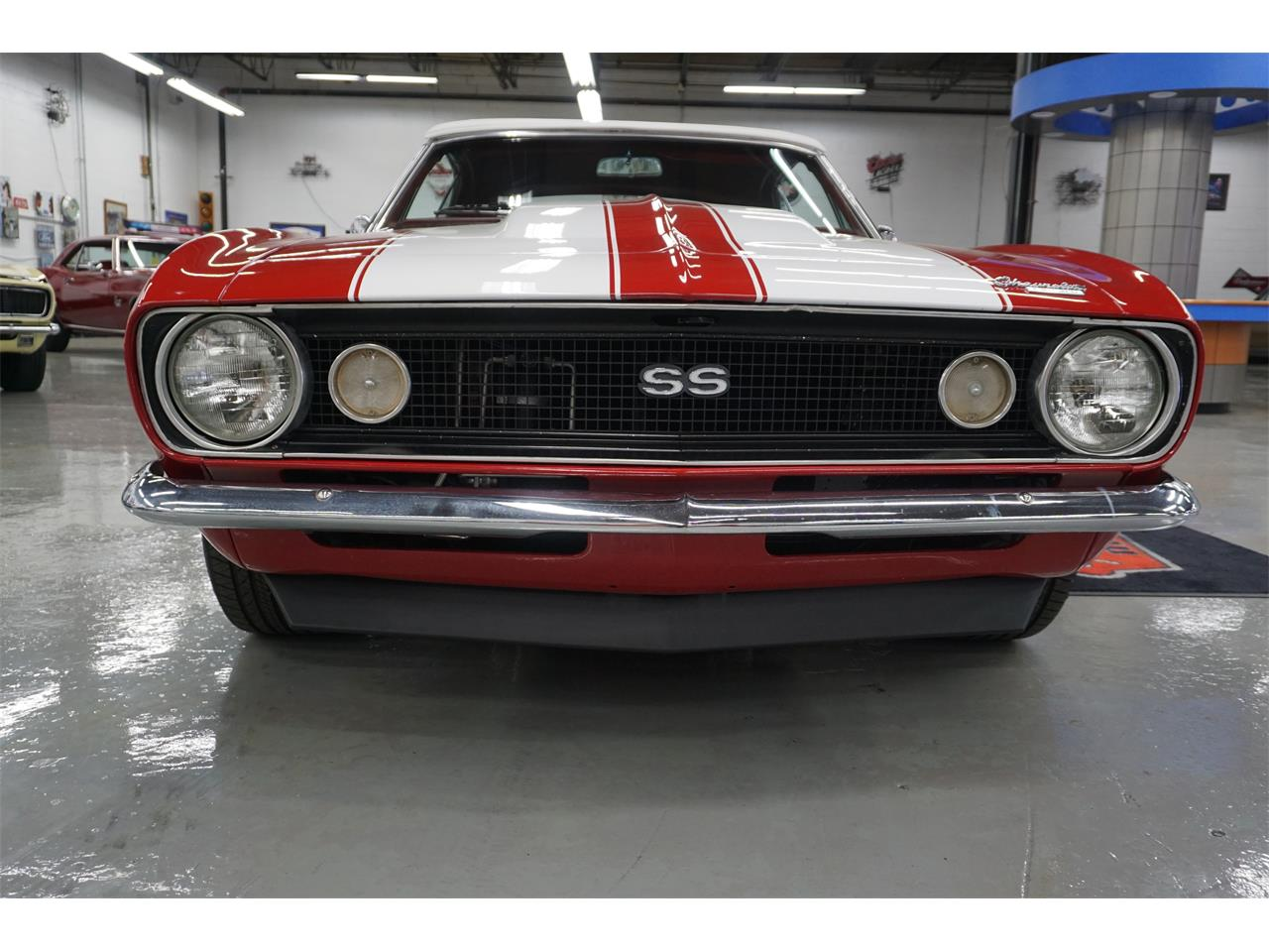 Large Picture of '67 Camaro - PXOZ