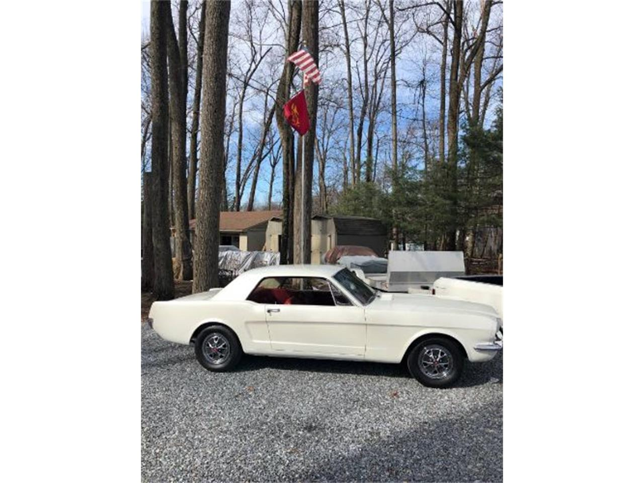 Large Picture of '65 Mustang - PY5Q