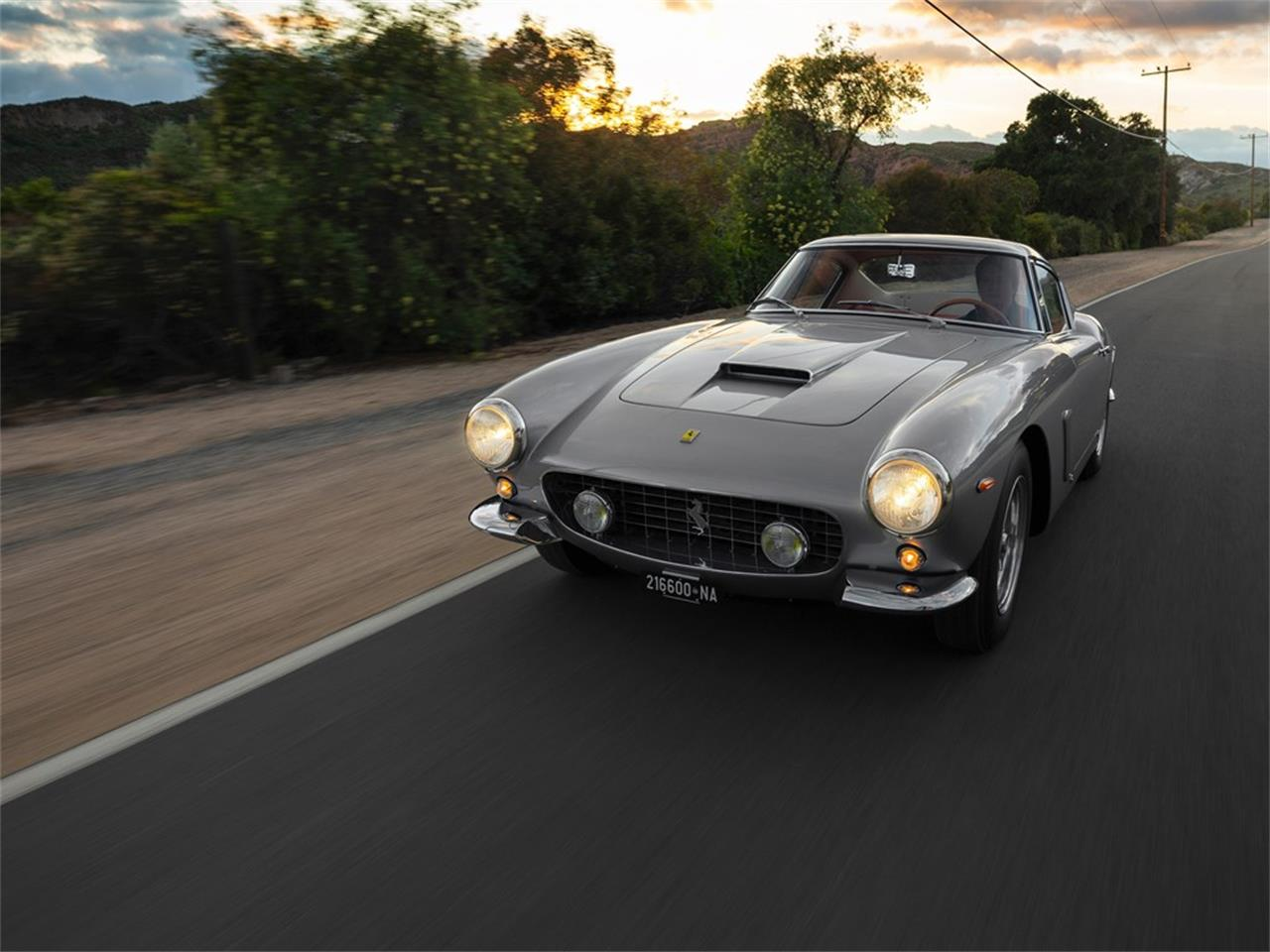 Large Picture of 1962 250 GT Auction Vehicle Offered by RM Sotheby's - Q2TS