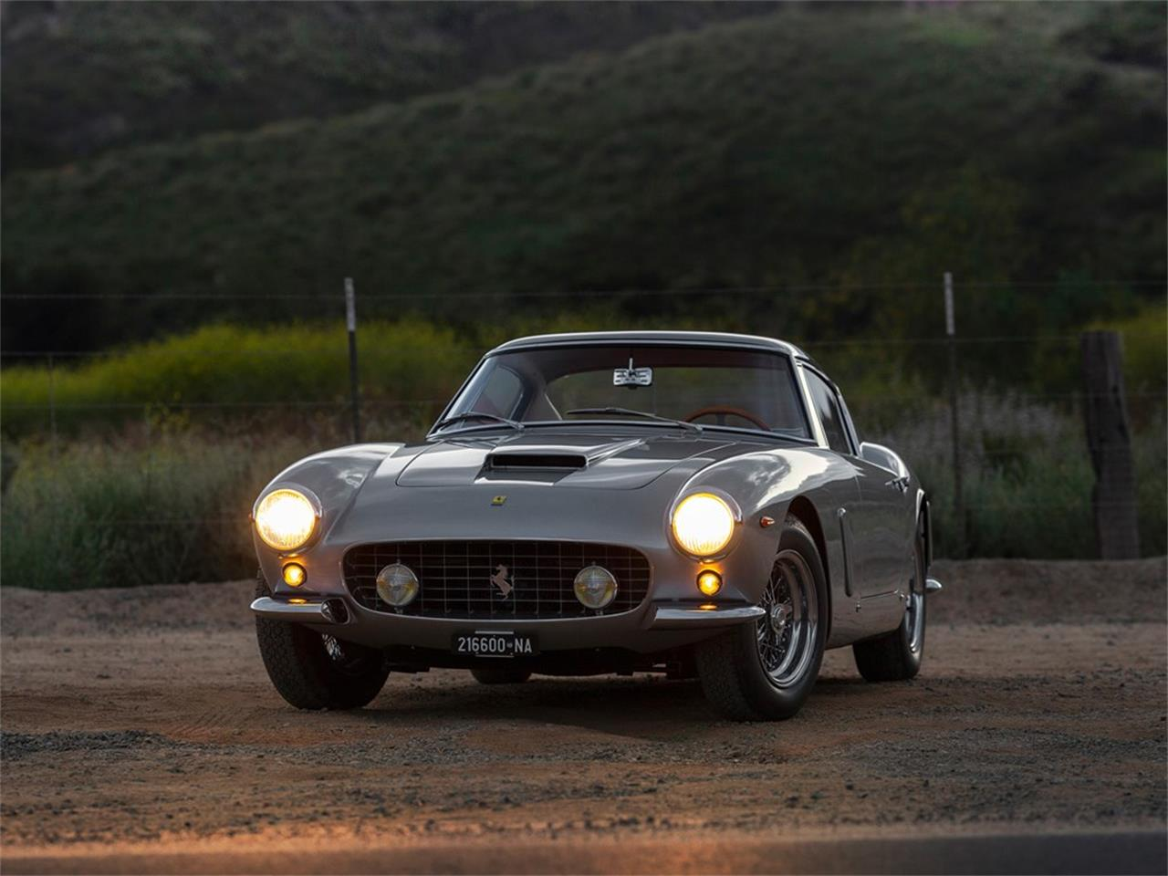 Large Picture of '62 Ferrari 250 GT Offered by RM Sotheby's - Q2TS
