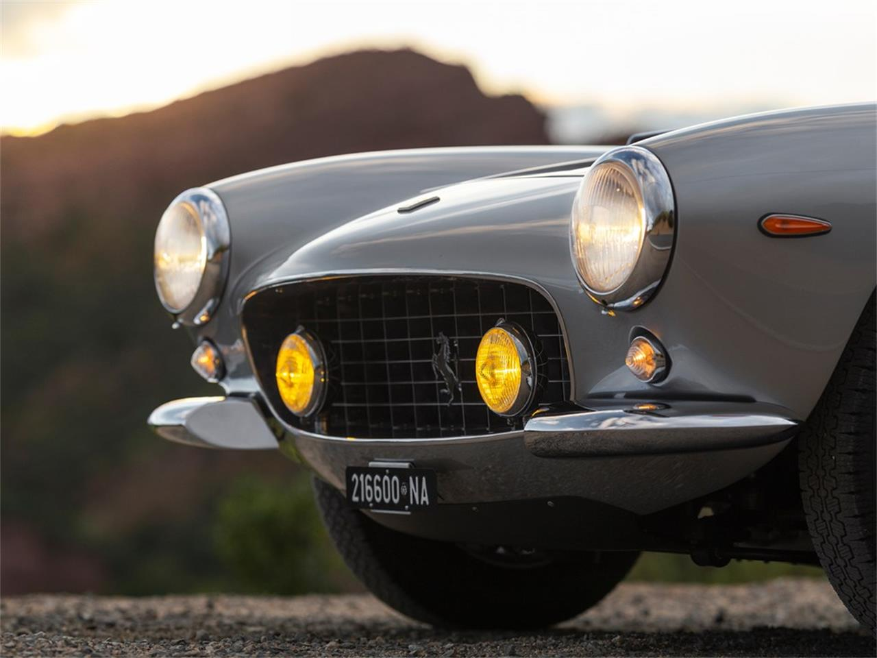 Large Picture of '62 Ferrari 250 GT located in Monterey California Auction Vehicle Offered by RM Sotheby's - Q2TS