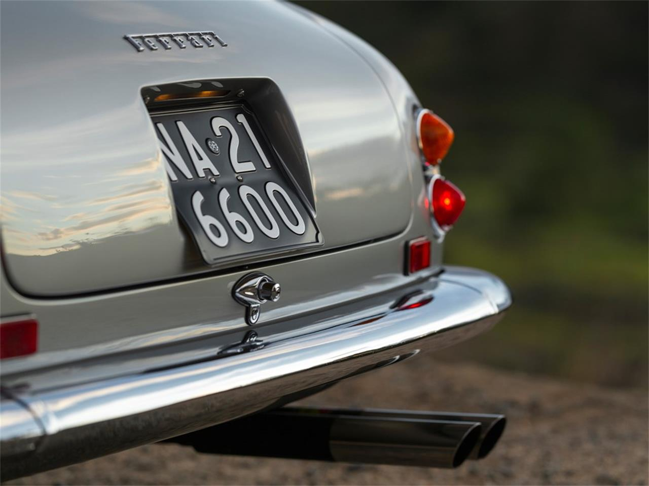Large Picture of Classic 1962 250 GT located in Monterey California - Q2TS