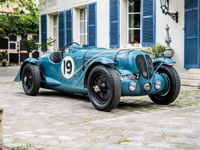 Picture of 1936 Delahaye 135S Offered by  - Q2TZ