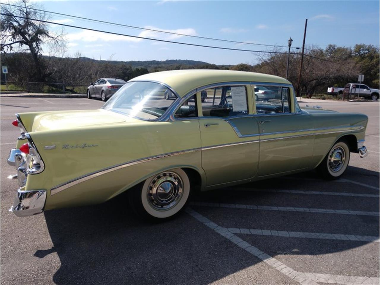 Large Picture of '56 Bel Air - PY5U