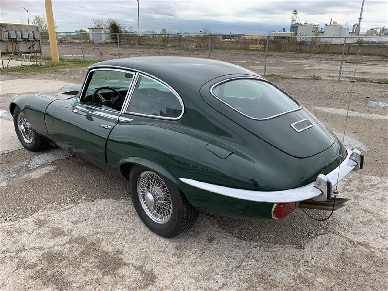 Large Picture of '71 E-Type - Q2UH