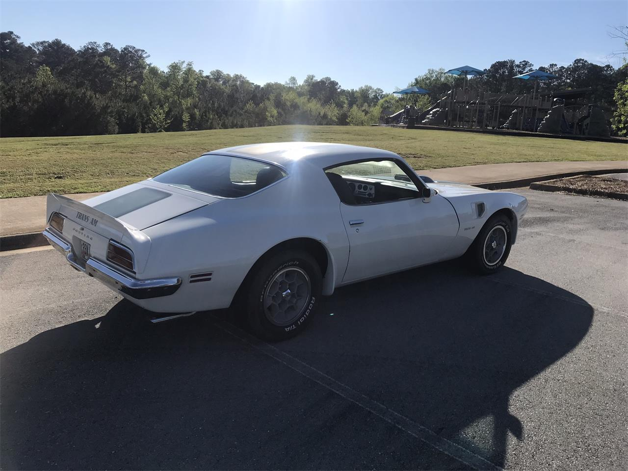 Large Picture of '72 Firebird Trans Am - Q2UO