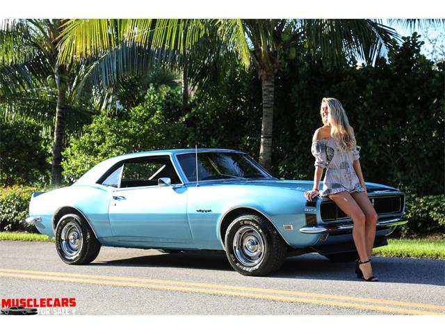 Picture of '68 Camaro RS - Q2UP