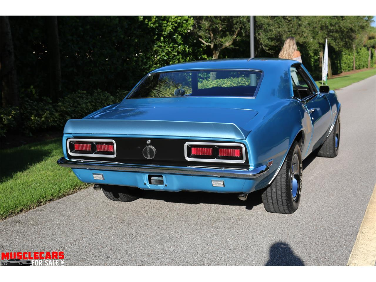 Large Picture of '68 Camaro RS - Q2UP