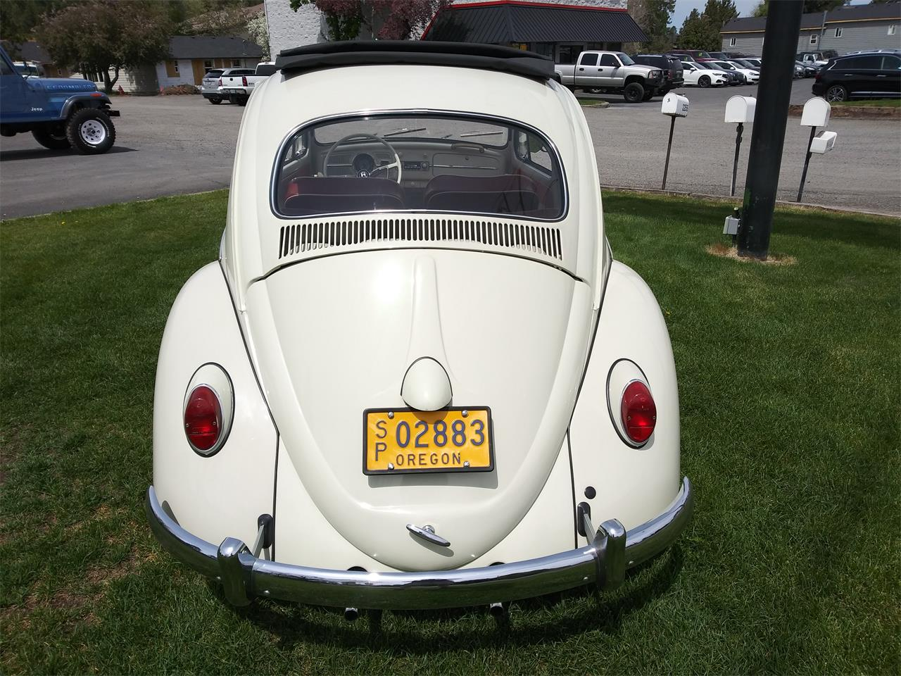 Large Picture of '63 Beetle - Q2VA