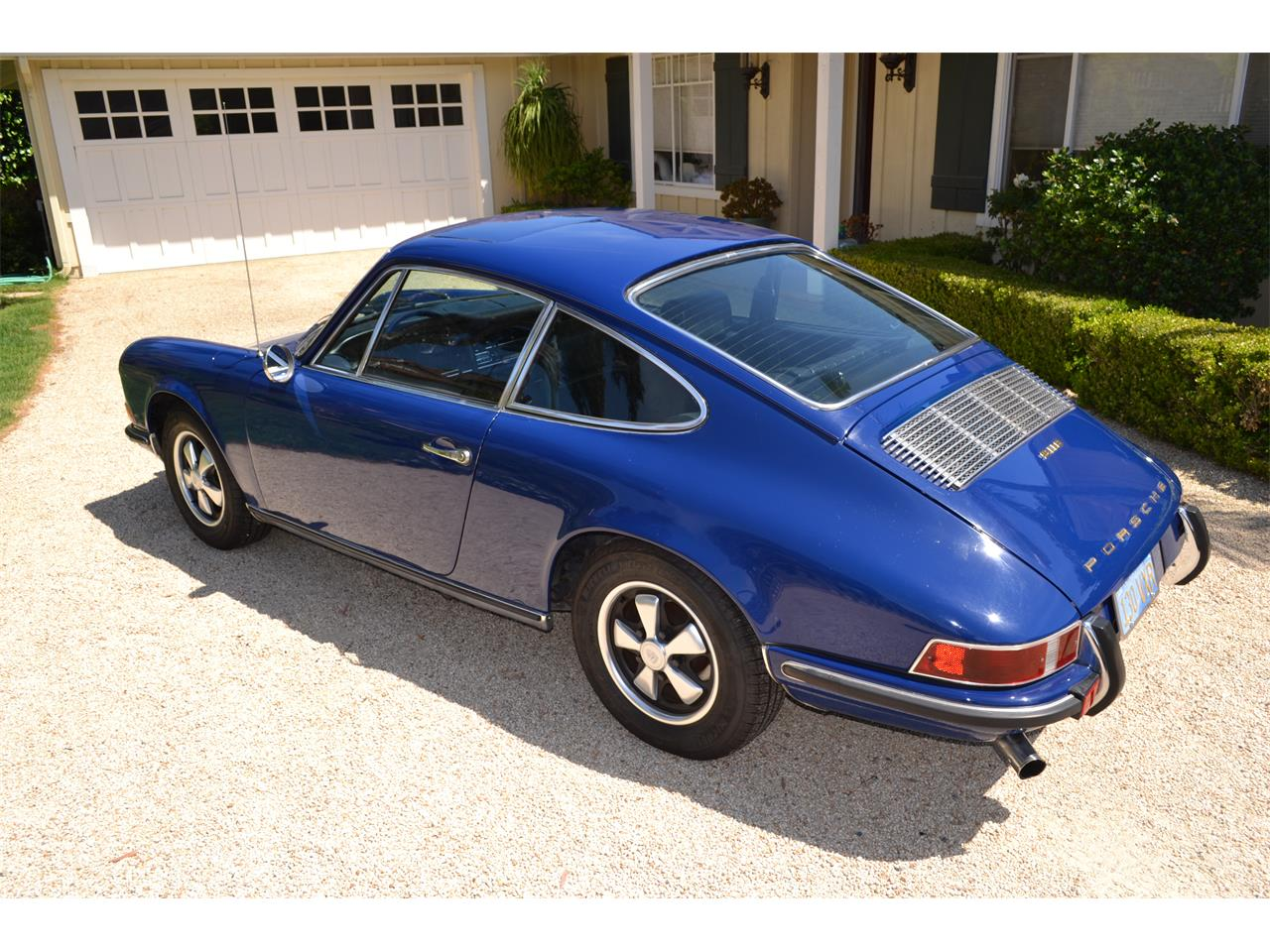 Large Picture of '70 911E - Q2VC