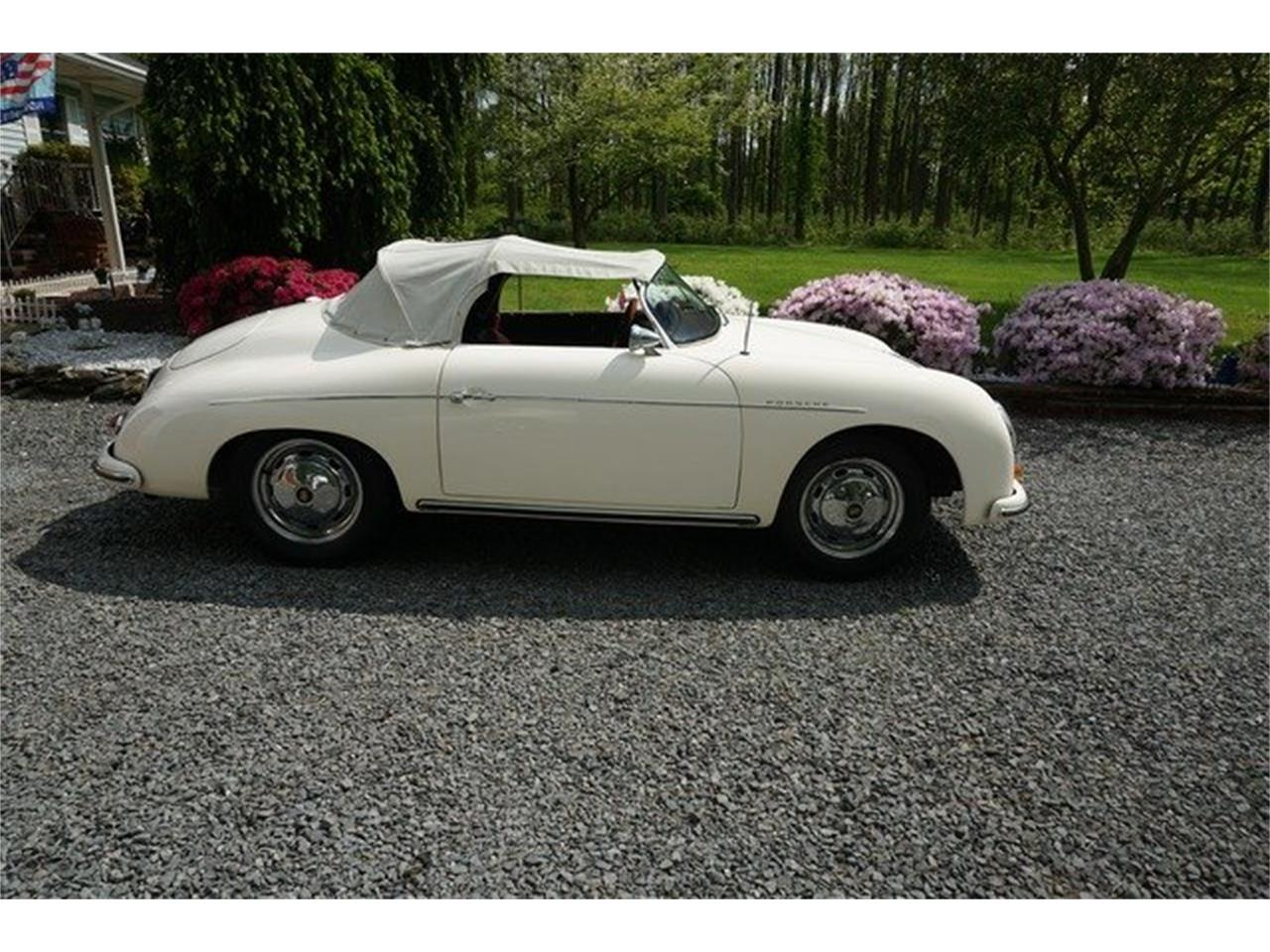 Large Picture of Classic 1956 Porsche 356 located in New Jersey Offered by Lance Motors - Q2VF