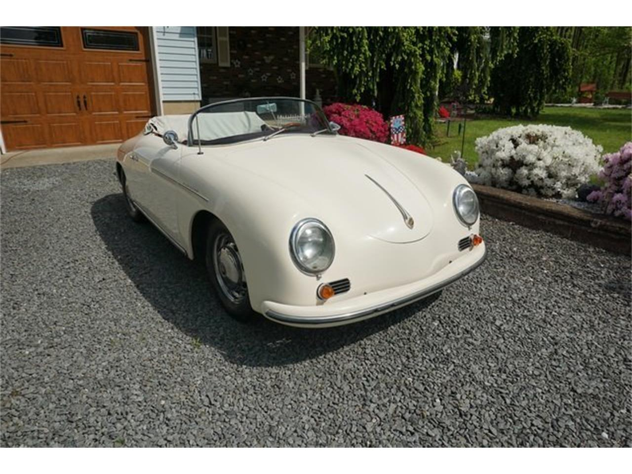 Large Picture of '56 Porsche 356 located in New Jersey - Q2VF