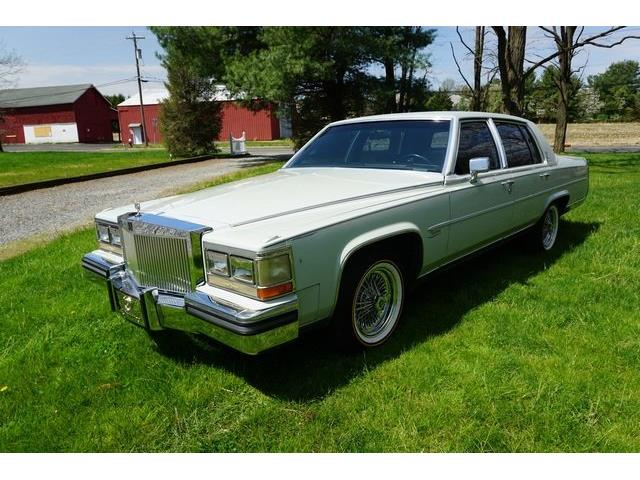 Picture of '88 Fleetwood Brougham - Q2VG