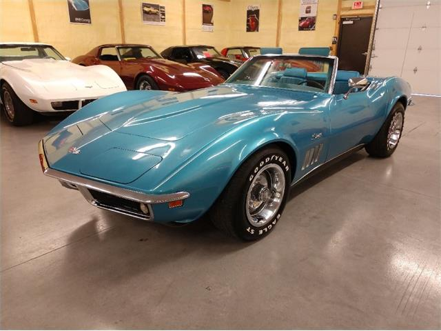 Picture of '69 Corvette - $39,999.00 Offered by  - Q2VN