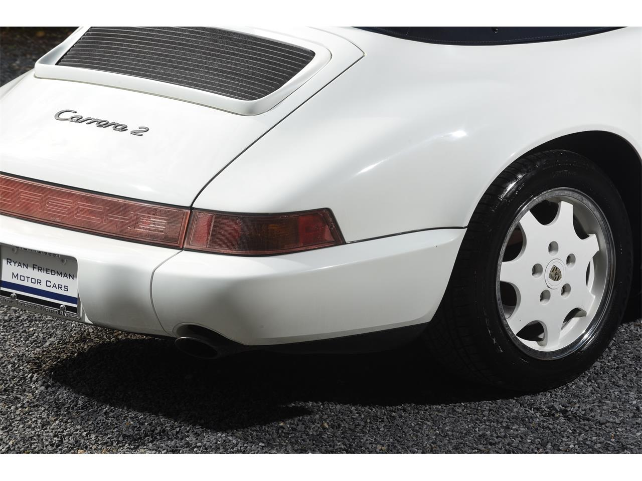 Large Picture of '91 911 - PY5Z