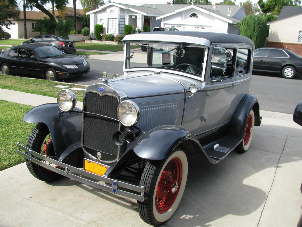 Large Picture of '30 Model A - Q2VR