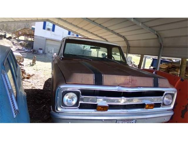 Picture of '70 Pickup - PY60