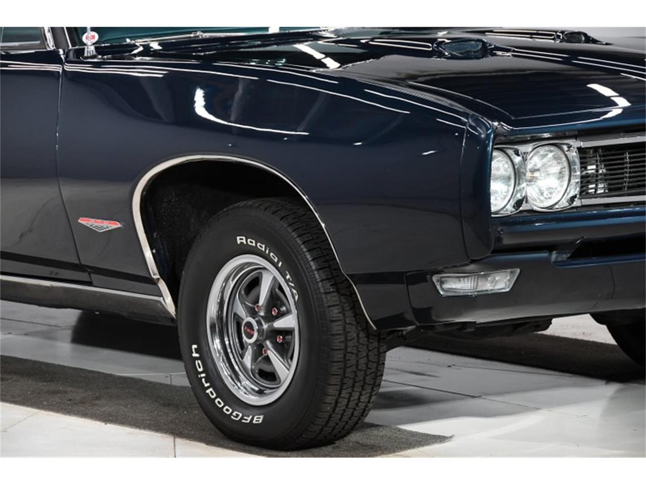 Large Picture of Classic 1968 Pontiac GTO located in Volo Illinois - $47,998.00 Offered by Volo Auto Museum - Q2W4