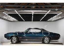 Picture of 1968 Pontiac GTO - $47,998.00 Offered by Volo Auto Museum - Q2W4