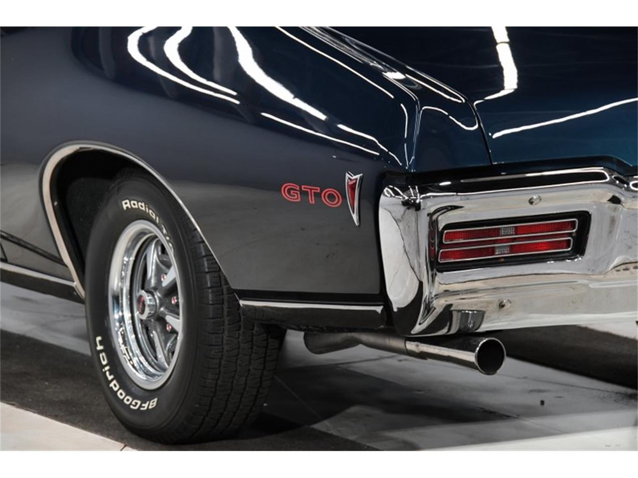 Large Picture of 1968 Pontiac GTO located in Volo Illinois - $47,998.00 - Q2W4