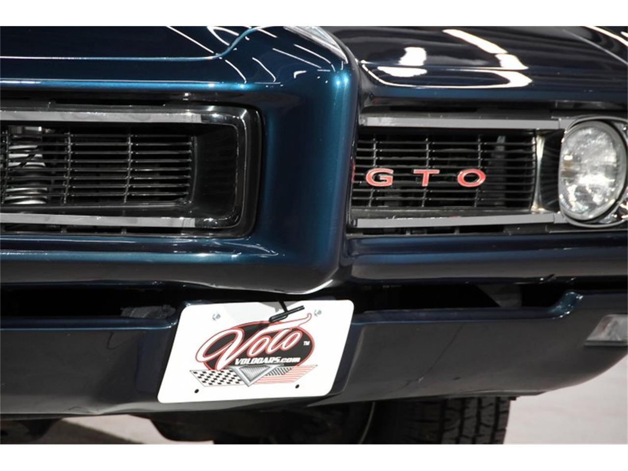Large Picture of Classic 1968 GTO - $47,998.00 Offered by Volo Auto Museum - Q2W4