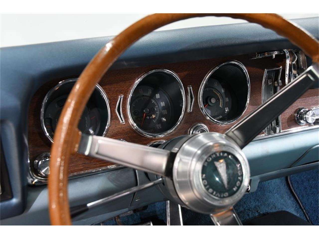 Large Picture of '68 Pontiac GTO located in Volo Illinois - $47,998.00 Offered by Volo Auto Museum - Q2W4