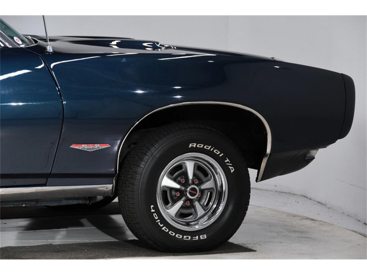 Large Picture of Classic 1968 GTO located in Volo Illinois - $47,998.00 Offered by Volo Auto Museum - Q2W4