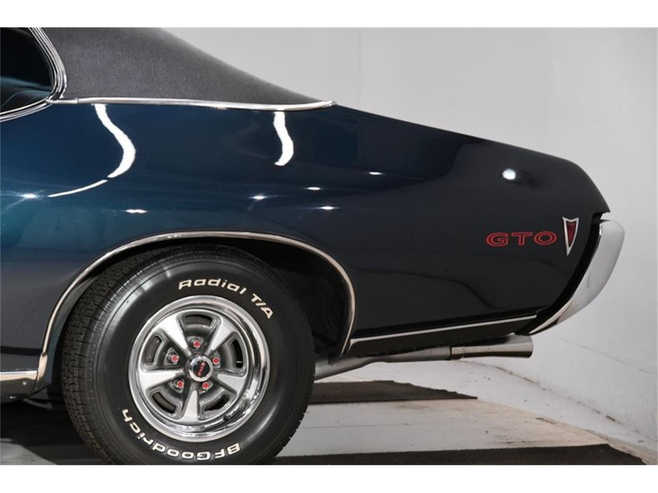 Large Picture of Classic 1968 Pontiac GTO located in Volo Illinois Offered by Volo Auto Museum - Q2W4
