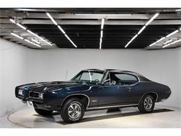 Picture of 1968 Pontiac GTO located in Volo Illinois Offered by Volo Auto Museum - Q2W4
