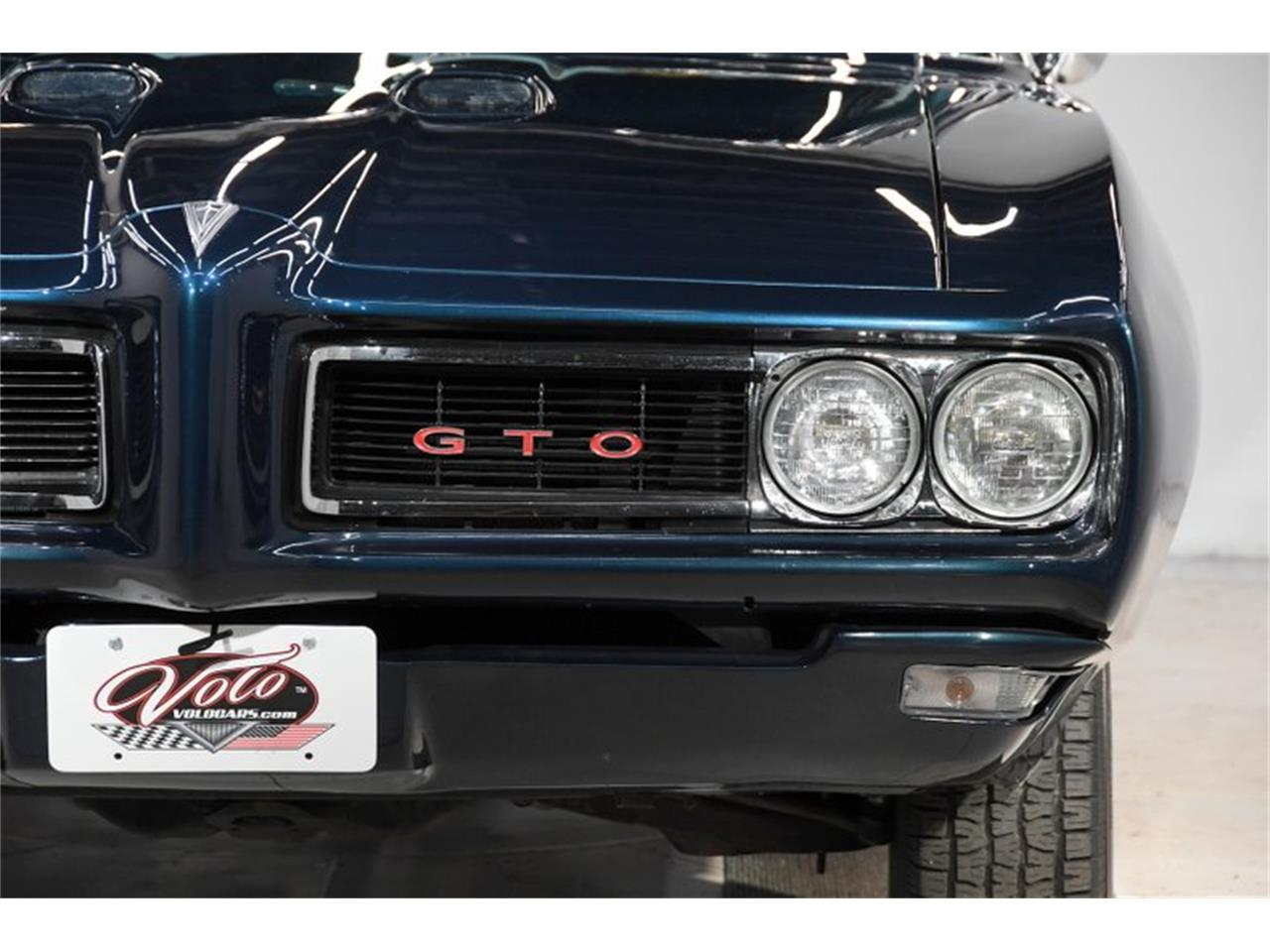 Large Picture of Classic 1968 Pontiac GTO located in Volo Illinois - Q2W4