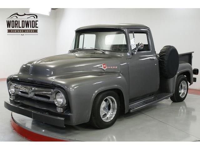 Picture of '56 F100 - Q2W5