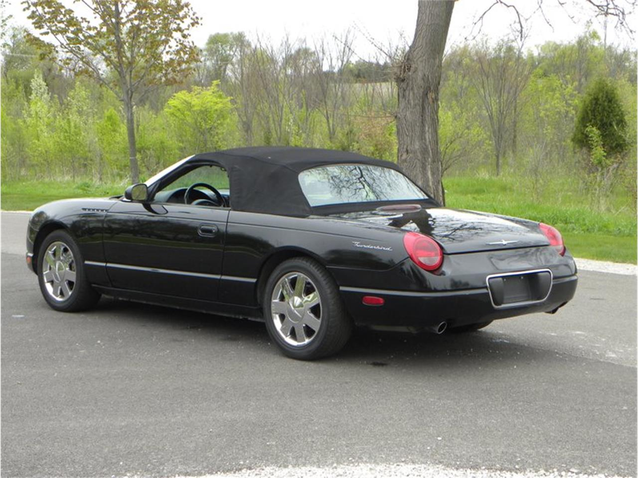 Large Picture of '02 Thunderbird - Q2W7