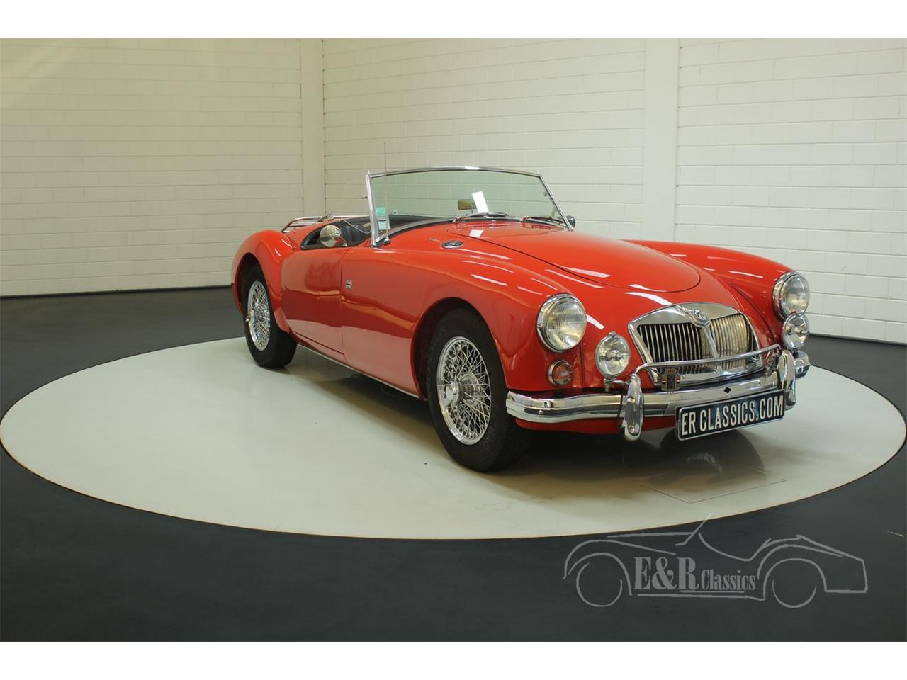 Large Picture of '62 MG MGA located in noord brabant Offered by E & R Classics - Q2W8