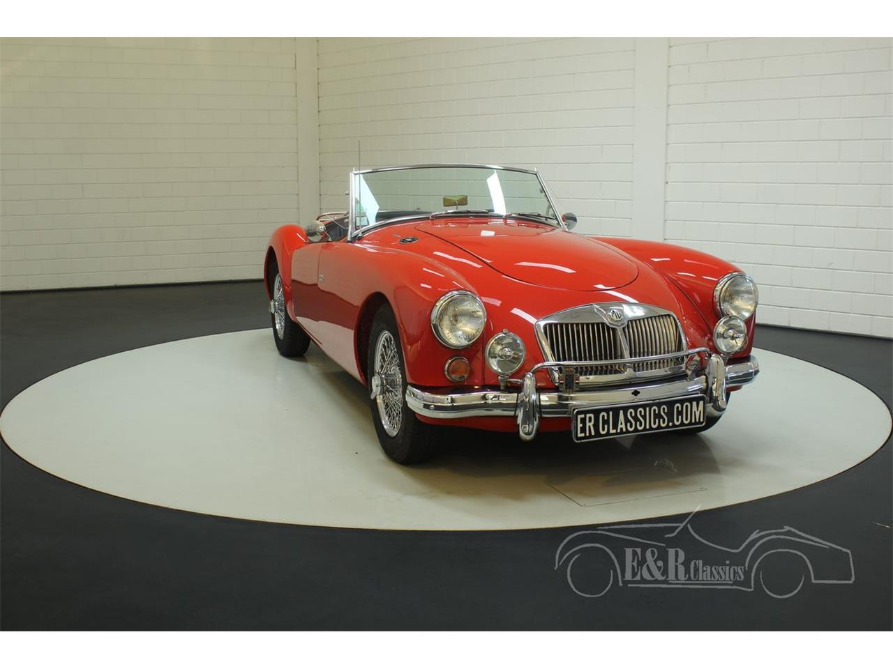 Large Picture of Classic '62 MG MGA - $44,900.00 Offered by E & R Classics - Q2W8
