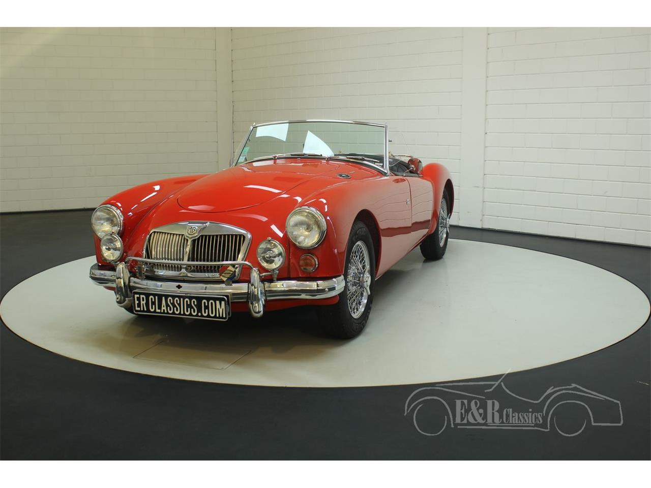 Large Picture of '62 MG MGA located in Waalwijk noord brabant - $44,900.00 Offered by E & R Classics - Q2W8