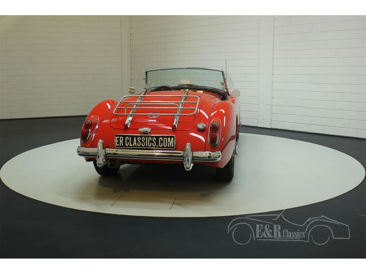 Large Picture of Classic '62 MGA located in Waalwijk noord brabant - Q2W8