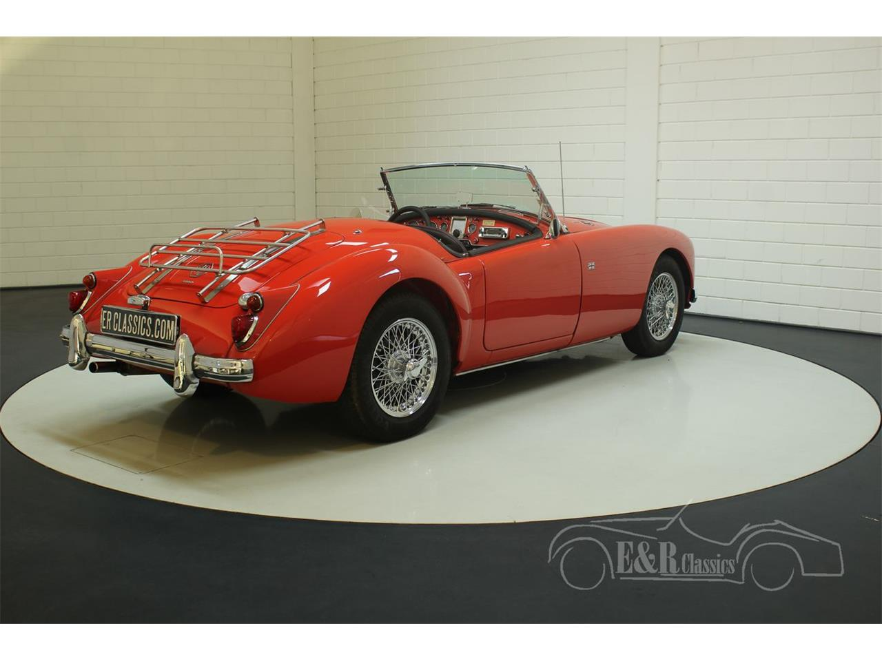 Large Picture of Classic 1962 MGA located in noord brabant - $44,900.00 - Q2W8