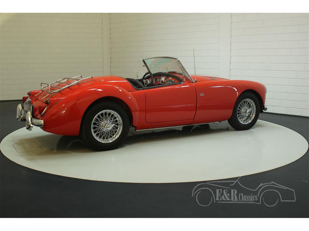 Large Picture of 1962 MG MGA - Q2W8