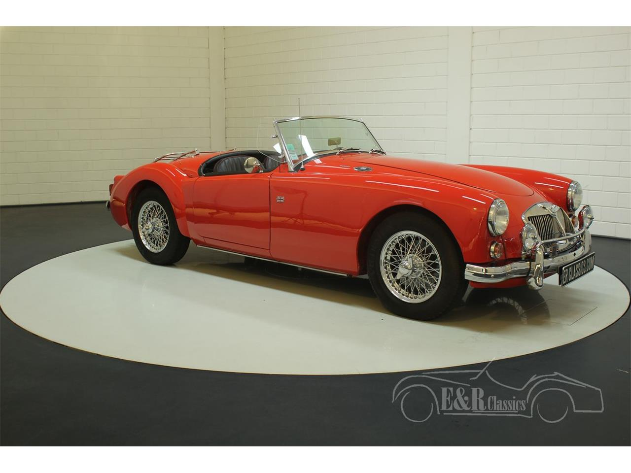 Large Picture of Classic '62 MG MGA - Q2W8