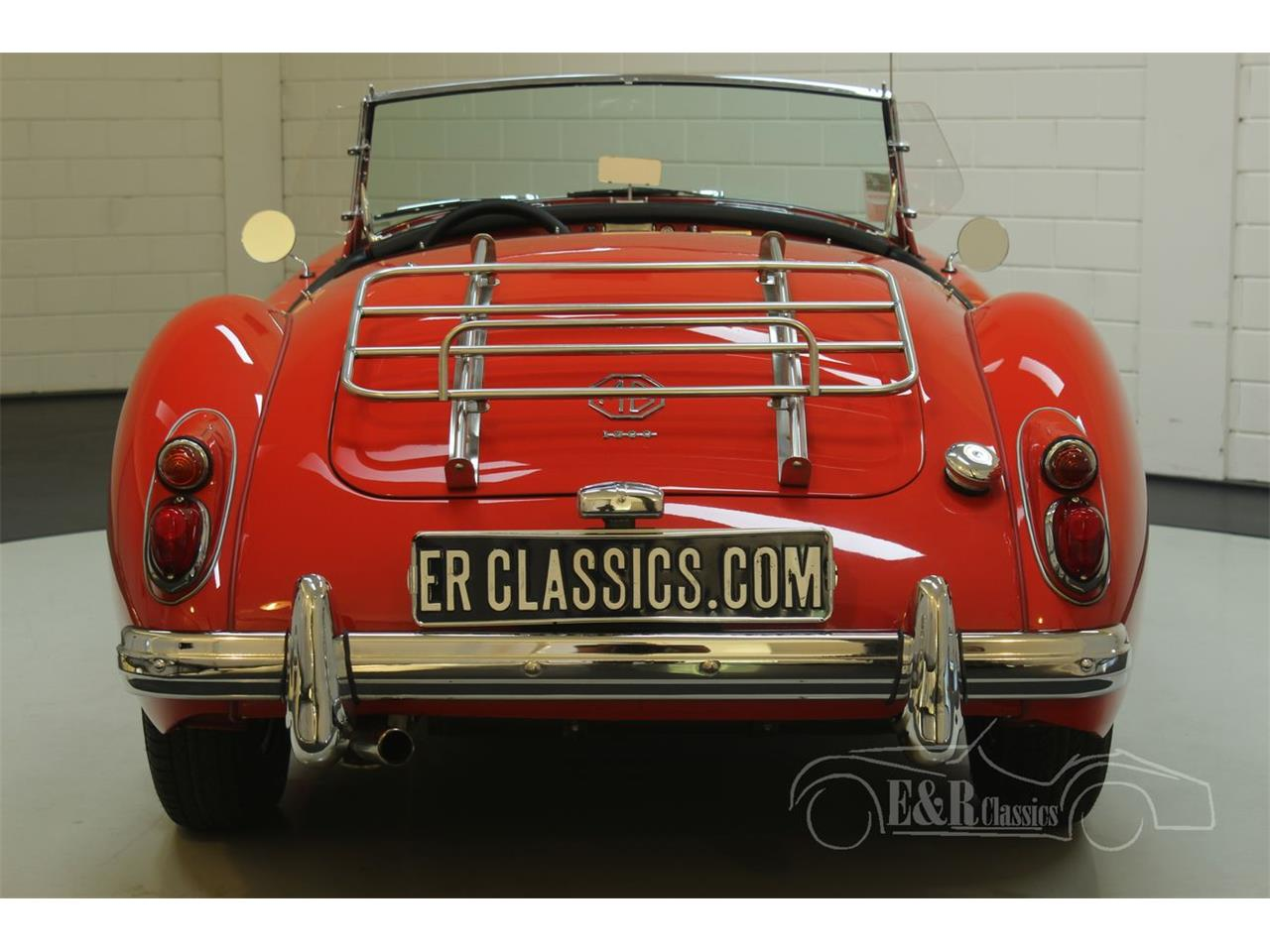 Large Picture of '62 MGA located in Waalwijk noord brabant Offered by E & R Classics - Q2W8
