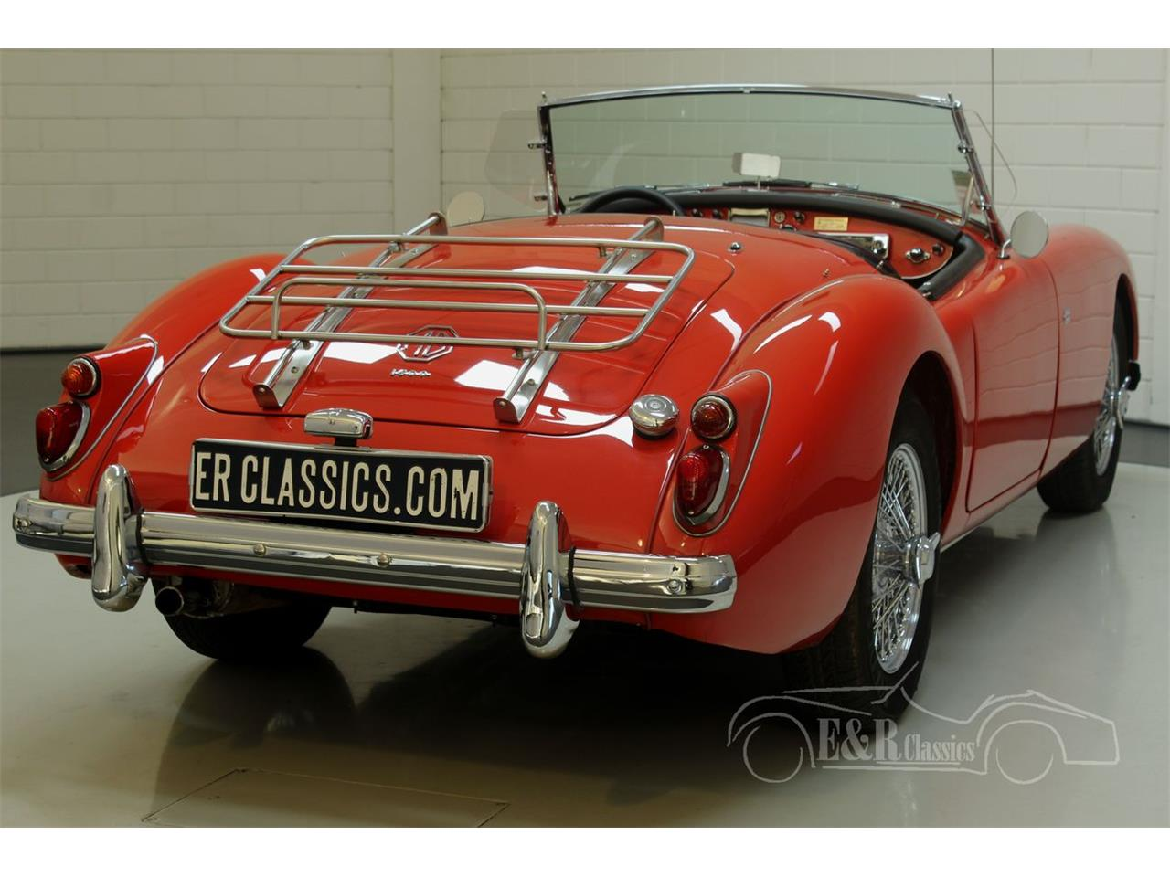 Large Picture of '62 MG MGA - $44,900.00 Offered by E & R Classics - Q2W8
