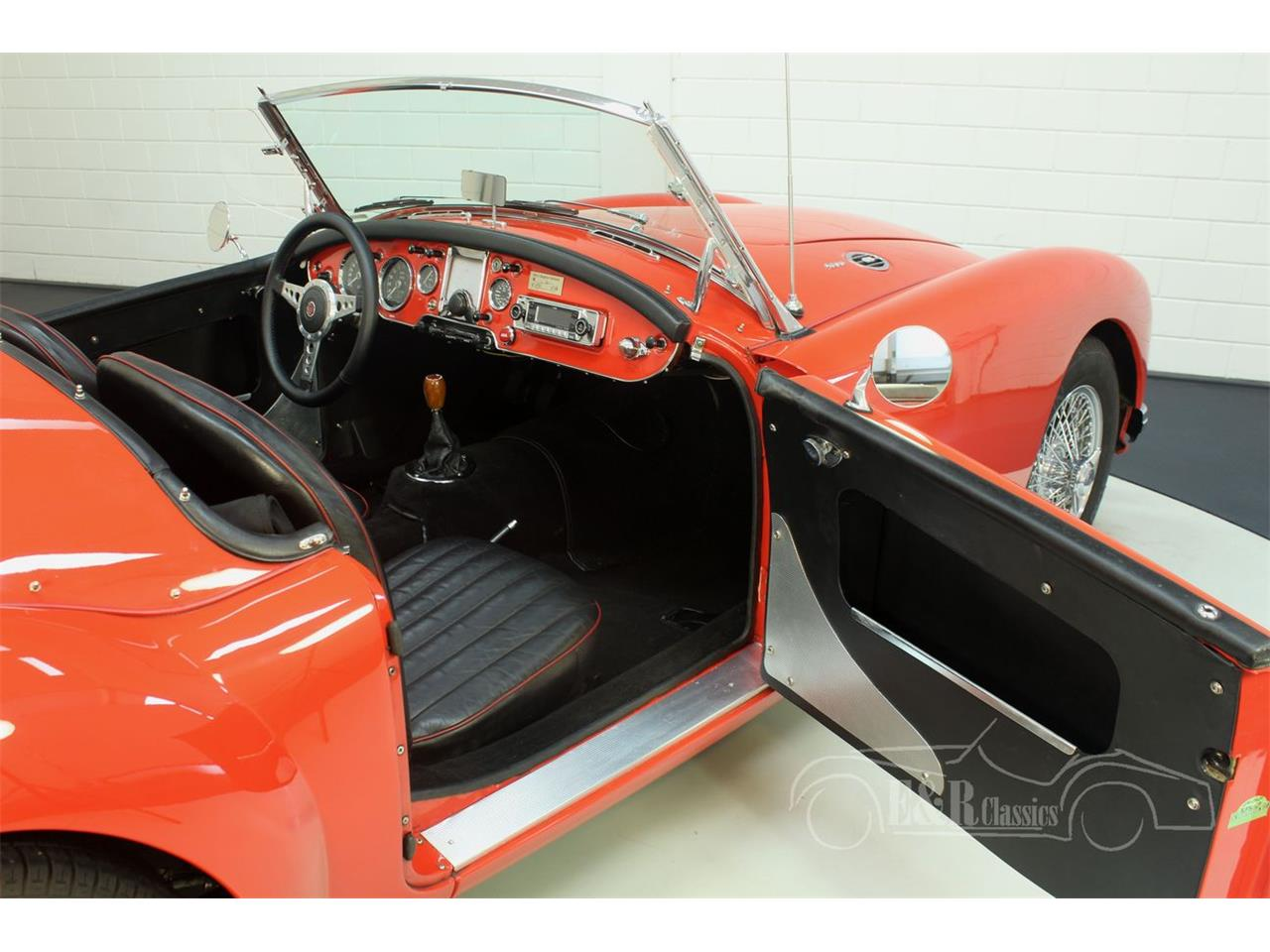 Large Picture of '62 MGA Offered by E & R Classics - Q2W8
