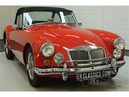 Picture of Classic '62 MG MGA located in Waalwijk noord brabant Offered by E & R Classics - Q2W8