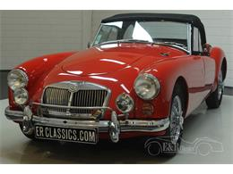 Picture of Classic '62 MG MGA - $44,900.00 Offered by E & R Classics - Q2W8