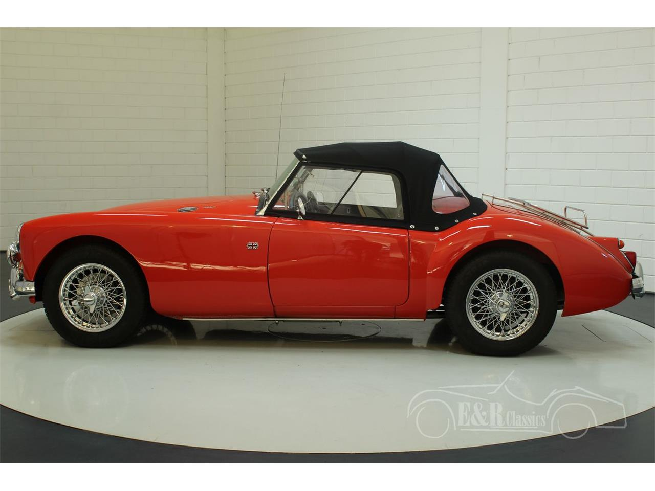 Large Picture of Classic '62 MG MGA located in noord brabant - $44,900.00 Offered by E & R Classics - Q2W8