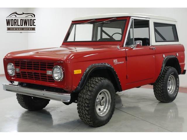Picture of 1974 Ford Bronco located in Colorado - Q2W9