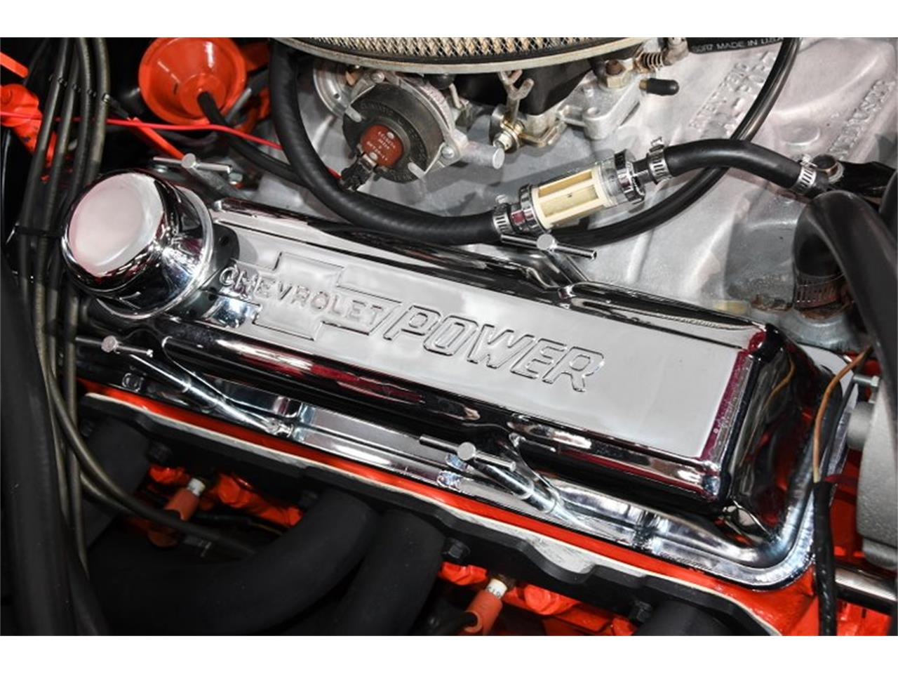 Large Picture of Classic 1968 Camaro located in Volo Illinois - $31,998.00 Offered by Volo Auto Museum - Q2WA
