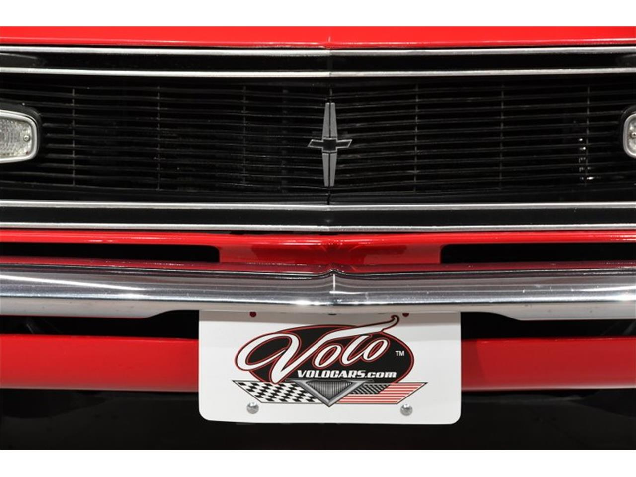 Large Picture of 1968 Camaro Offered by Volo Auto Museum - Q2WA