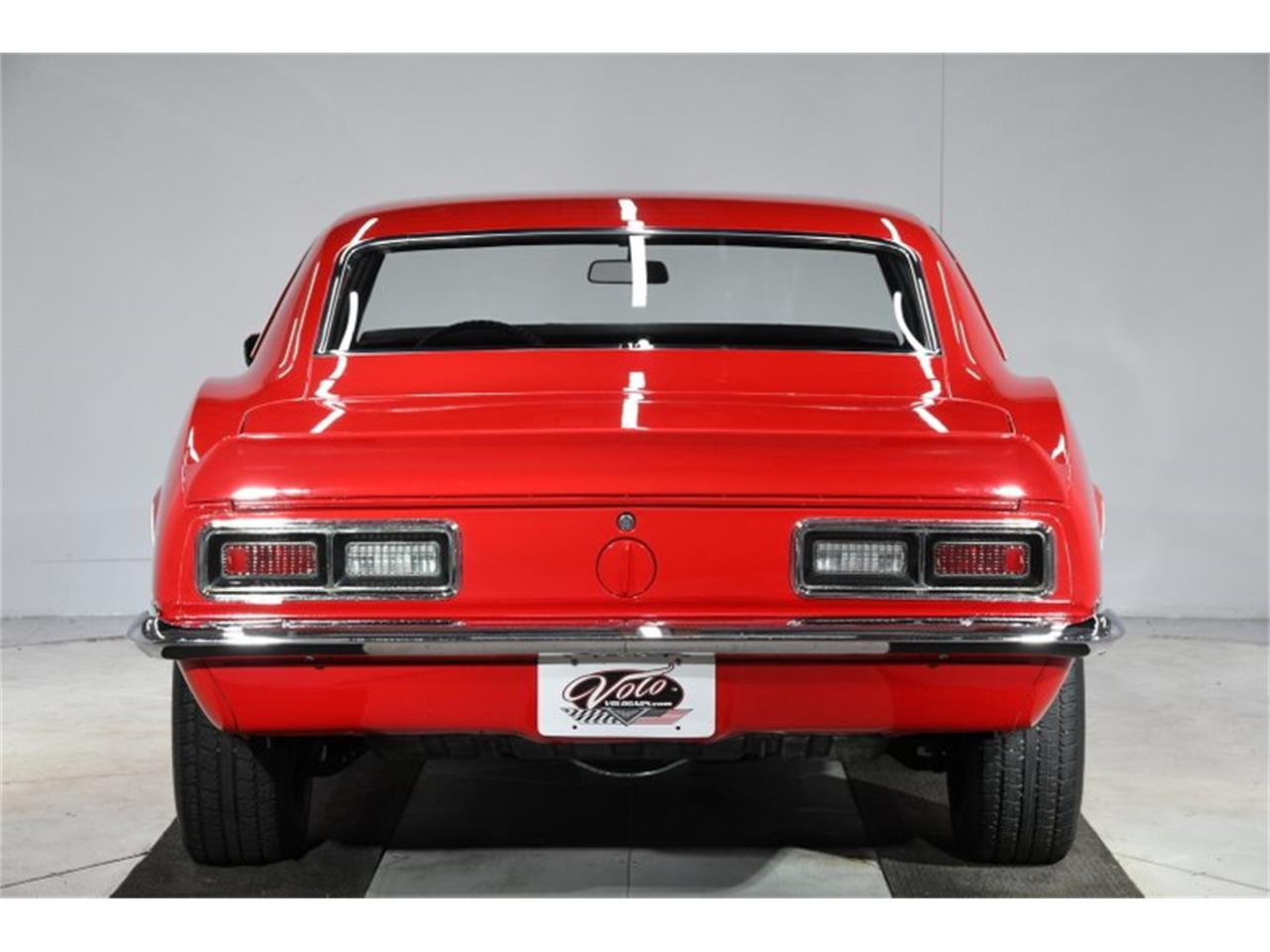 Large Picture of Classic '68 Chevrolet Camaro located in Illinois Offered by Volo Auto Museum - Q2WA
